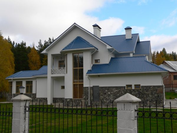 Металлочерепица Гранд, Финляндия/Швеция 0,5 мм – PEMA