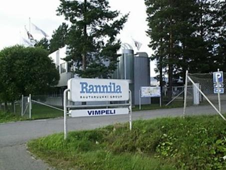 Завод Rannila