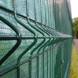 Забор секционный «Классик» h-930мм L=2500мм d-5