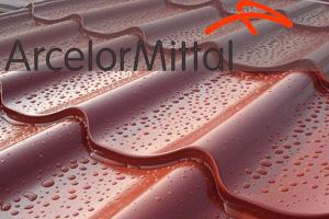 металлочерепица arcelor mittal