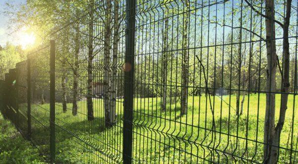 Забор секционный «Классик» h-2030мм d-5, l-3000мм