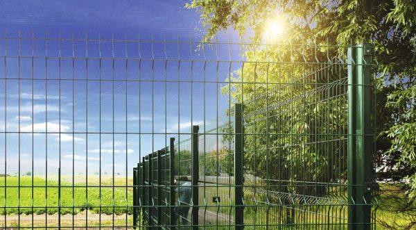 Забор секционный «Классик» h-2030мм L=2500мм d-4