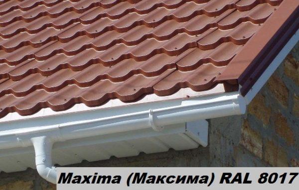 Металлочерепица Максима – Корея 0,45 мм PEМА