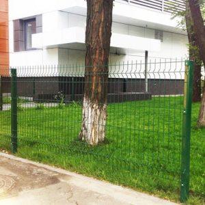 Забор секционный «Классик» h-930мм L=2500мм d-4