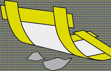 Металлизированный скотч Fixit Juta МС-1