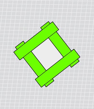 Строительная лента Fixit Juta АЛ-1(Alutex)