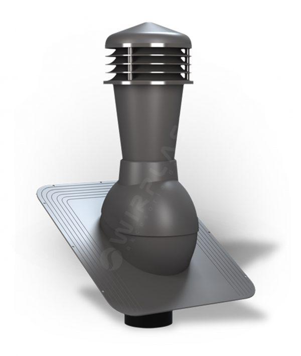 К21 – Вентиляционный выход WIRPLAST STANDARD  Ø110 мм
