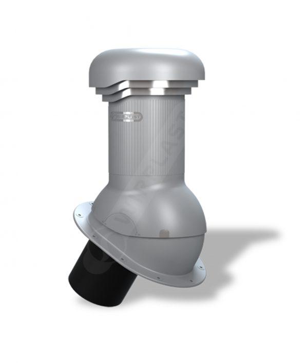 W05 -Вентиляционный выход WIRPLAST Wirovent Normal Pro ø 125мм