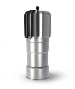 K18OCAL – Колпак с принудительной вентиляцией Wirplast ø 150 мм