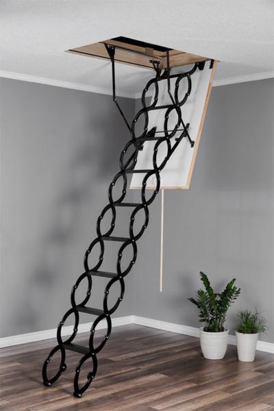 Чердачная лестница Oman FLEX TERMO