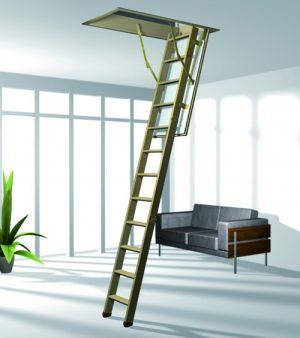 Чердачная лестница Roto Esca 11 ISO-RC 130×70, 140×70