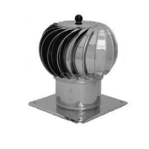 Вставка в дымоход Kronoplast Turbowent (основа 24,50х20)