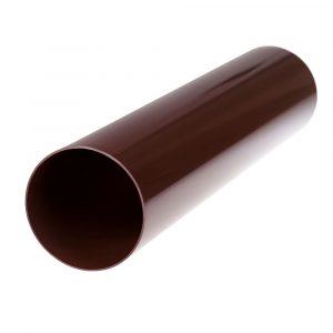 Труба водосточная Profil 90, дл. 3м