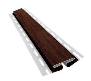Планка Н ASKO, длина  3,8 м, темный дуб