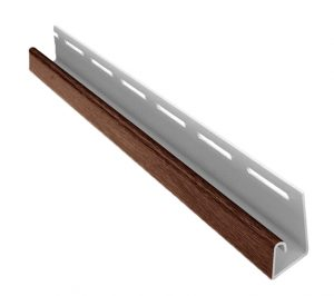 Планка J ASKO, длина  3,8 м, орех