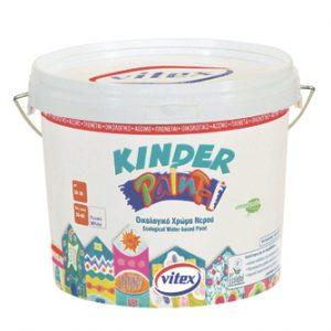 Краска для детской комнаты Vitex 3l