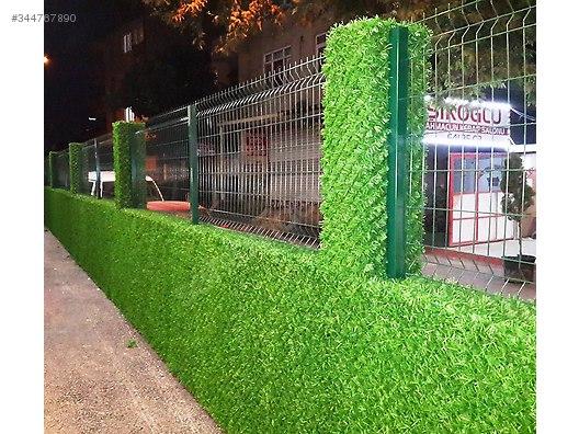 Зеленое ограждение LO