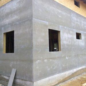 Цементно-стружечная плита BZS 3200 х 1200 х 10 мм