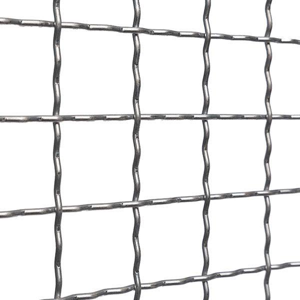 Сетка канилированная яч. 30 х 30 мм / Ø 3,0 мм / 1,5 х 2 м