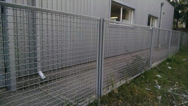 Сетка канилированная яч. 50 х 50 мм / Ø 4,0 мм / 1,5 х 2 м