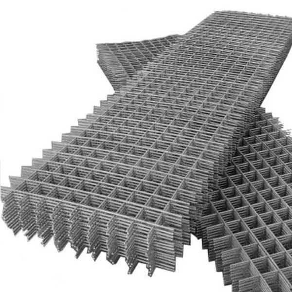Сетка сварная (оцинкованная) яч. 25 х 12,5 мм / Ø 0,7 мм / h = 1,0 м