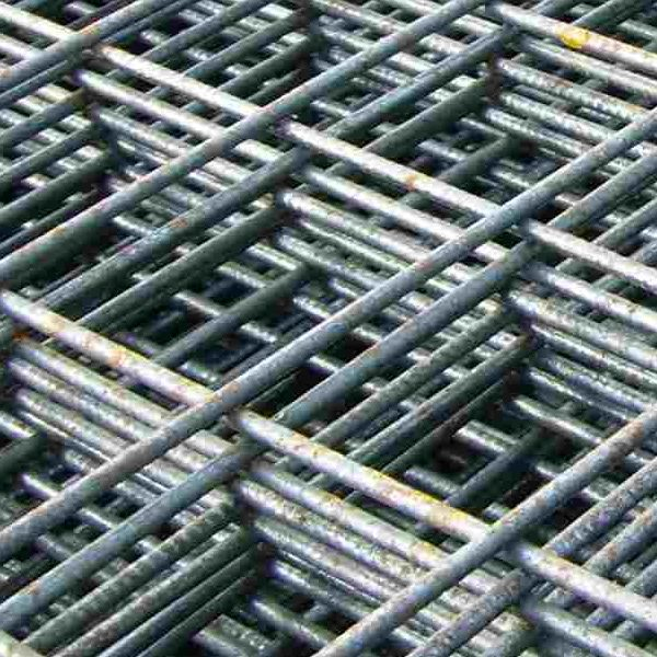 Сетка сварная (неоцинкованная) яч. 25 х 25 мм / Ø 0,6 мм / h = 1,0 м