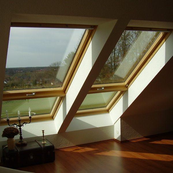 Мансардное окно Roto R65H WD 120×124