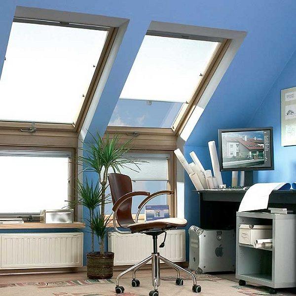 Окно в крышу Roto R65H WD 120×146