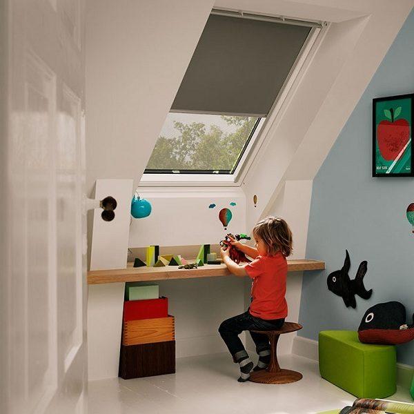 Окно для крыши Roto R65K WD 71×146