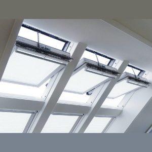 Мансардное окно Roto R65K WD 80×146