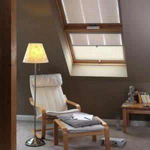 Окно для крыши Roto R65K WD KK/KG 60×84 (ламинация под дерево)