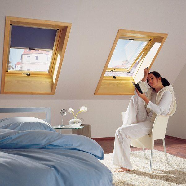 Окно на чердак Roto R45H WD 71×146