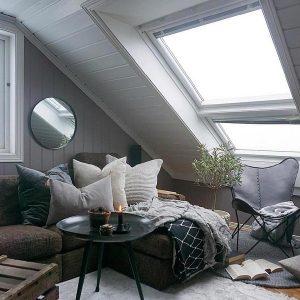 Окно в крышу Roto R45H 54×118