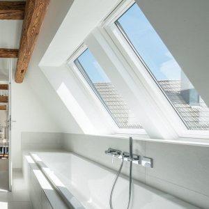 Окно в крышу Roto R45H 114×118