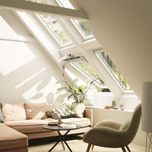 Окно в крышу Roto R48H 94×140
