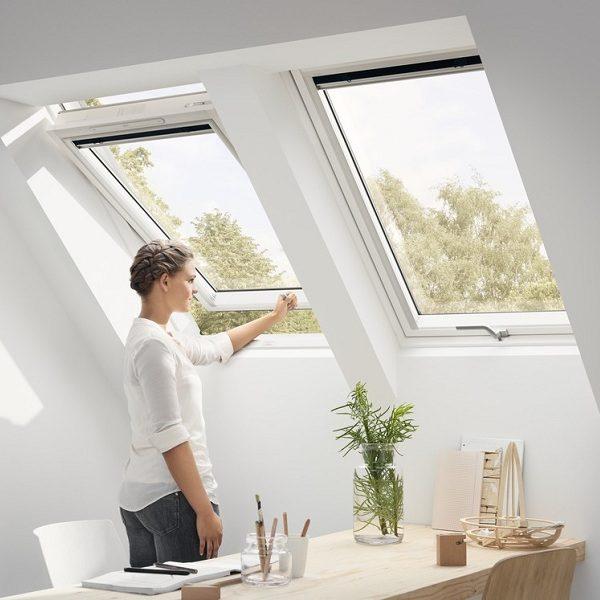 Мансардное окно Roto R48H WD 60×124