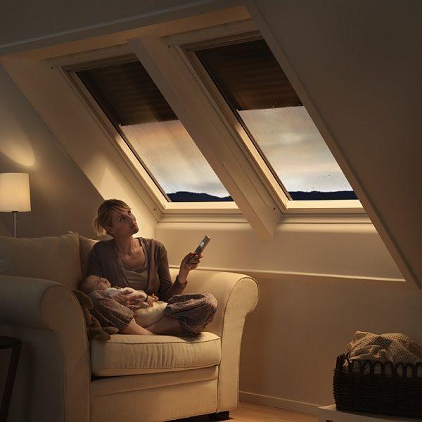 Окно на мансарду Roto R45K WD 60×84