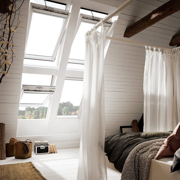 Окно для крыши Roto R48K WD 100×146
