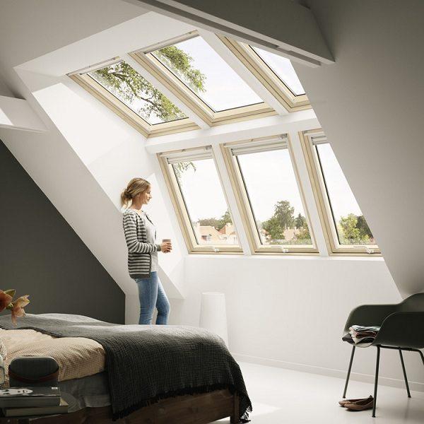 Окно для крыши Roto R48H WD 71×124