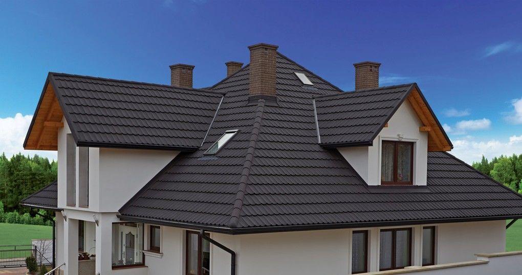 """Монтаж композитной черепицы - сложная крыша """"Под ключ"""""""