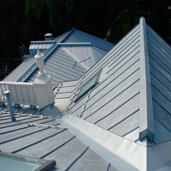 Фальцевое покрытие Ruukki Sound Insulation (Crown BT)