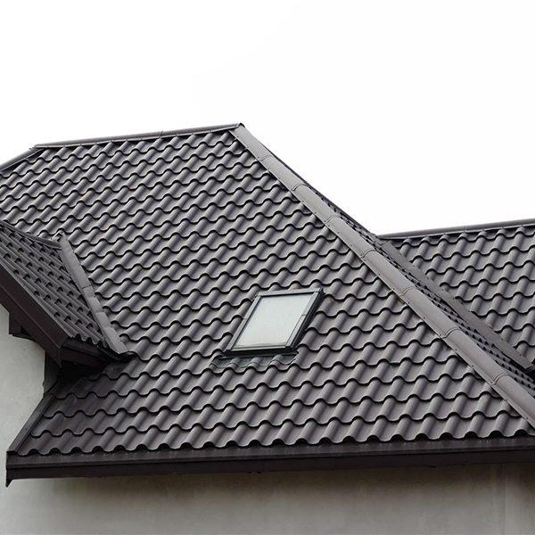 Металлочерепица Integra 35 1160/1040 мм, (ARVEDI – Італія), 3D matt