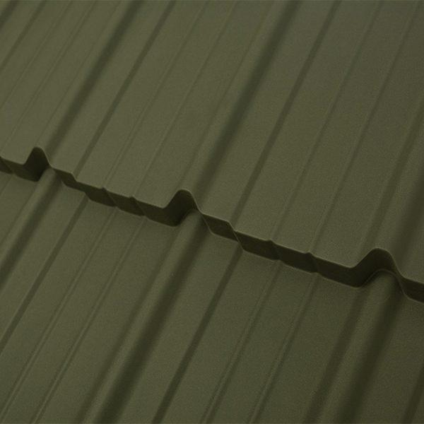 Металлочерепица Madera 25 1190/1130 мм, (TATA Steel – Турция), pol