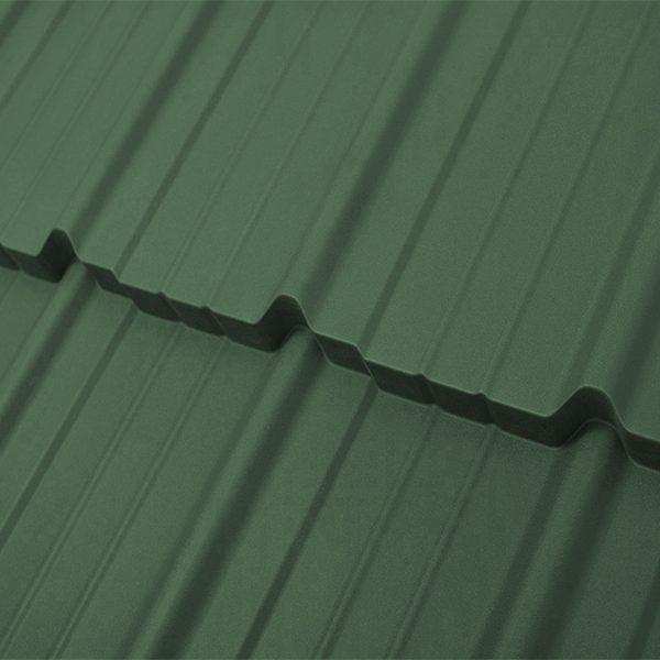 Металлочерепица Madera 15 1190/1130 мм, (ArcelorMittal – Германия), matt