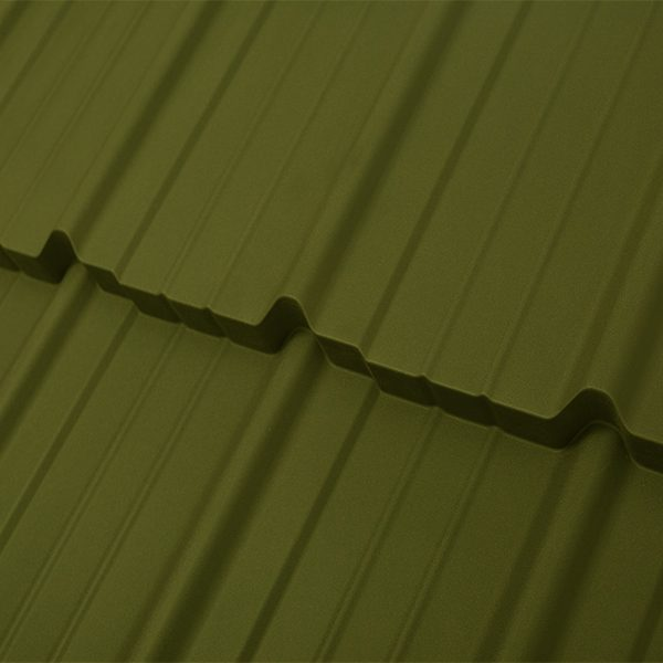 Металлочерепица Madera 15 1190/1130 мм, (TATA Steel – Турция), matt