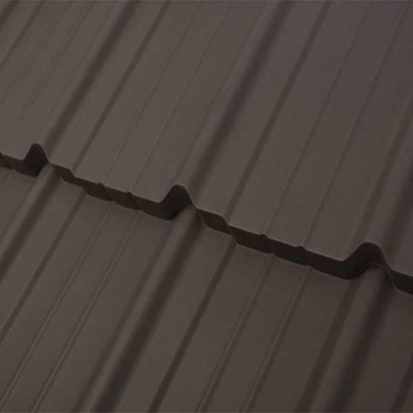 Металлочерепица Madera 15 1190/1130 мм, (ARVEDI – Італія), pol