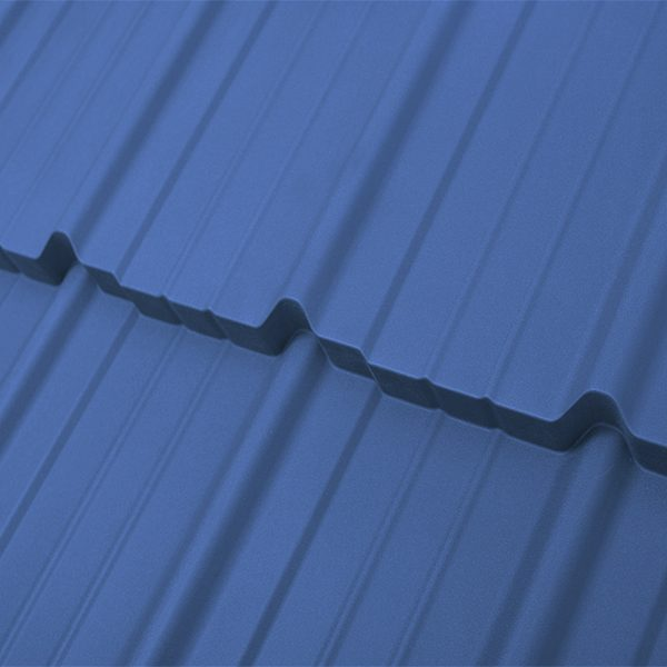 Металлочерепица Madera 15 1190/1130 мм, (ARVEDI – Італія), matt