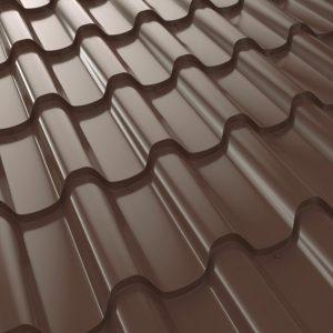 """Металлочерепица 350/27 """"Premium Plus""""1140/1020, U.S.Steel, PEМА, 0,50мм"""