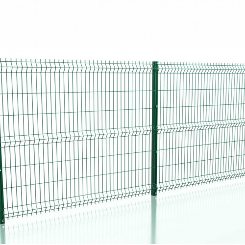 "3Д забор из сварной сетки ""ЭКО КОЛОР"" d=3.0/4.0мм, 2030х2500 мм"