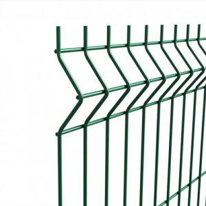 "3Д забор из сварной сетки ""СТАНДАРТ КОЛОР"" d=5.0/5.0мм, 2030х2500 мм"